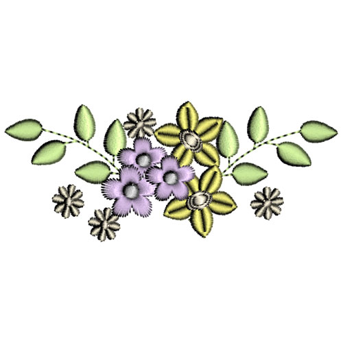 Celtic Grace Florals 1