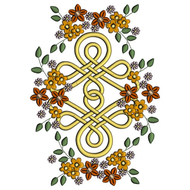 Celtic Grace 3 By Graceful Embroidery