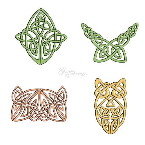 The Celtic Knotwork Collection