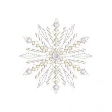 Graceful Snowflakes 2015