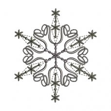 Graceful Snowflakes 2013
