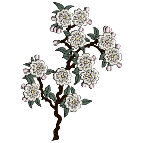 Japanese Blossoms 3