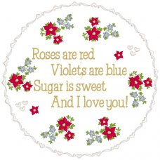 Roses are Red 1
