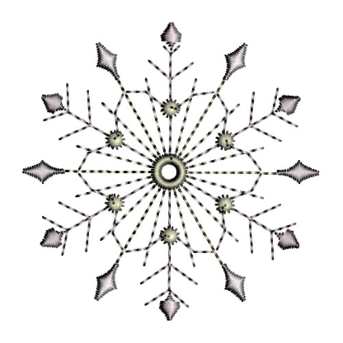 Graceful Snowflakes 2014